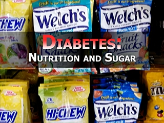 Diabetes: Nutrition and Sugar