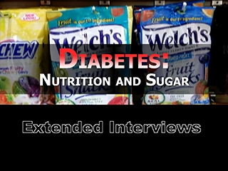 Diabetes: Nutrition and Sugar - Extended Interviews